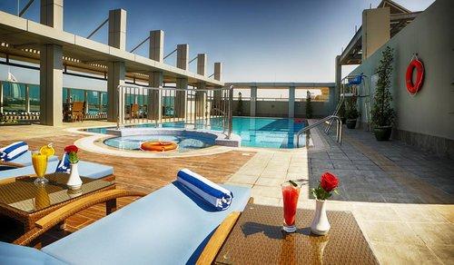 Тур в Rose Park Hotel Al Barsha 4☆ ОАЕ, Дубай