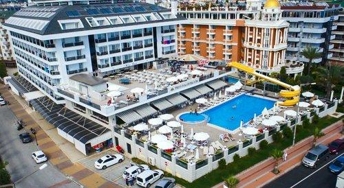 Тур в White Gold Hotel & Spa 5☆ Турция, Алания