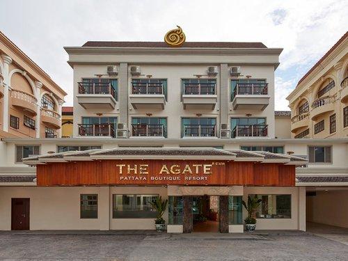 Тур в The Agate Pattaya Boutique Resort 4☆ Таиланд, Паттайя