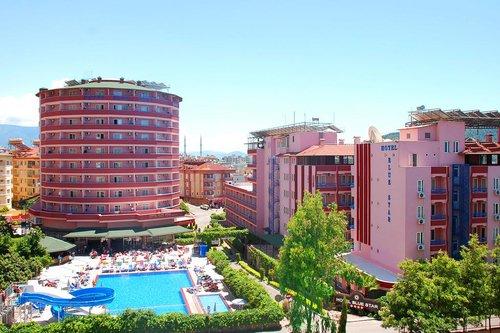 Тур в Blue Star Hotel 4☆ Турция, Алания