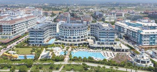 Тур в Commodore Elite Suites & Spa 5☆ Турция, Сиде