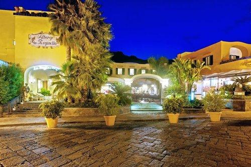 Горящий тур в Albergo La Reginella Resort & Spa Ischia 4☆ Италия, о. Искья