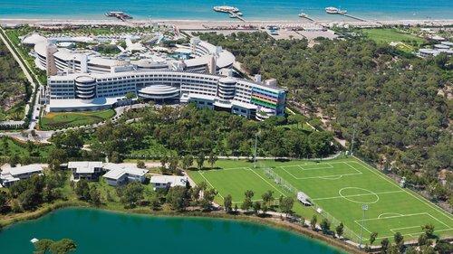 Гарячий тур в Cornelia Diamond Golf Resort & Spa 5☆ Туреччина, Белек