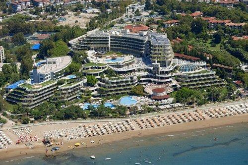 Тур в Crystal Sunrise Queen Luxury Resort & Spa 5☆ Турция, Сиде