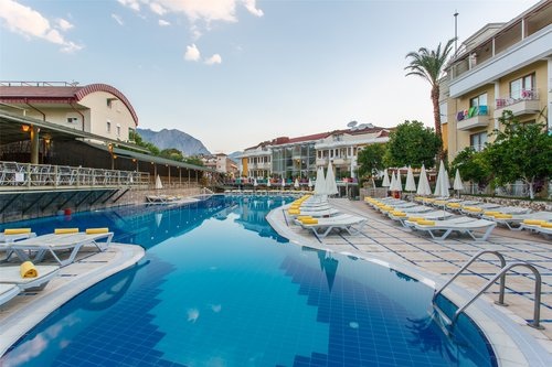 Гарячий тур в Tu Casa Gelidonya Hotel 4☆ Туреччина, Кемер