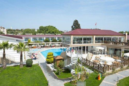 Гарячий тур в Sun Club Hotel Side 4☆ Туреччина, Сіде