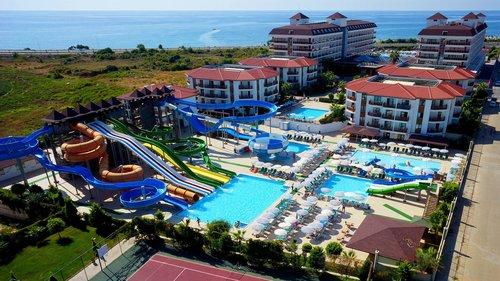 Тур в Eftalia Aqua Resort 5☆ Турция, Алания