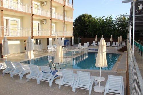 Тур в Side Miami Beach Hotel 3☆ Туреччина, Сіде