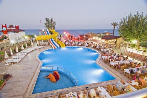 Гарячий тур в Club Hotel Sunbel 4☆ Туреччина, Кемер