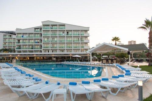 Тур в Falcon Club Hotel 4☆ Туреччина, Анталія