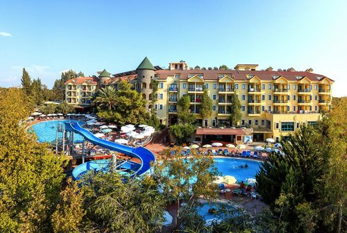 Тур в Dosi Hotel Side 4☆ Туреччина, Сіде
