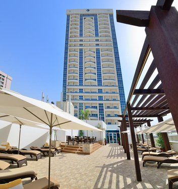 Тур в Golden Sands Hotel 4☆ ОАЭ, Шарджа