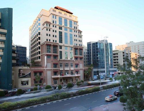 Тур в Carlton Palace 5☆ ОАЭ, Дубай