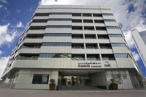 Гарячий тур в Cassells Al Barsha Hotel 4☆ ОАЕ, Дубай