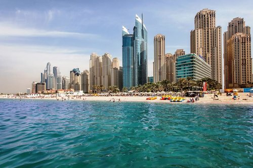 Тур в Hilton Dubai Jumeirah Resort 5☆ ОАЭ, Дубай