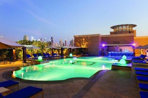 Тур в Crowne Plaza Dubai Jumeirah 5☆ ОАЕ, Дубай