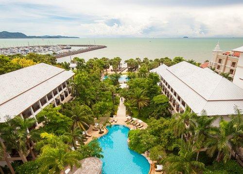 Тур в Ravindra Beach Resort & Spa 4☆ Таиланд, Паттайя