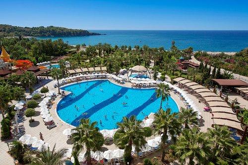 Тур в Saphir Resort & Spa 5☆ Турция, Алания
