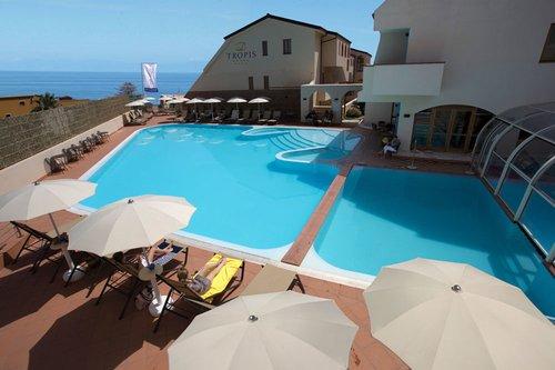 Тур в Tropis Hotel 4☆ Италия, Калабрия