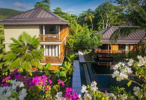 Тур в Dhevatara Beach Hotel 4☆ Сейшельські Острови, о. Праслін