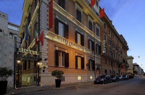 Горящий тур в Principessa Isabella Hotel 4☆ Италия, Рим