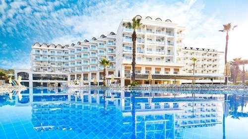 Тур в Ideal Premium Hotel 5☆ Турция, Мармарис