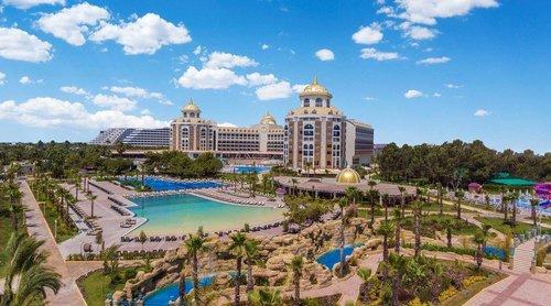 Тур в Delphin Be Grand Resort 5☆ Турция, Анталия
