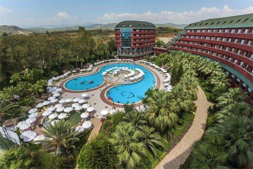 Тур в Delphin Deluxe Resort 5☆ Турция, Алания