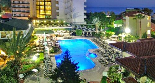 Тур в Gardenia Beach Hotel 4☆ Турция, Алания