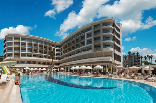 Тур в Golden Rock Beach Hotel 5☆ Турция, Мармарис
