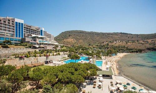 Гарячий тур в Aria Claros Beach & Spa Resort 5☆ Туреччина, Оздере