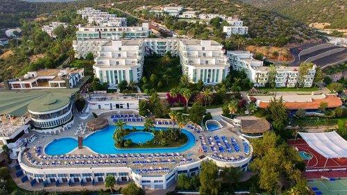 Тур в Bodrum Holiday Resort & Spa 5☆ Турция, Бодрум