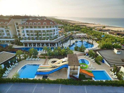 Тур в Sunis Evren Beach Resort Hotel & Spa 5☆ Турция, Сиде