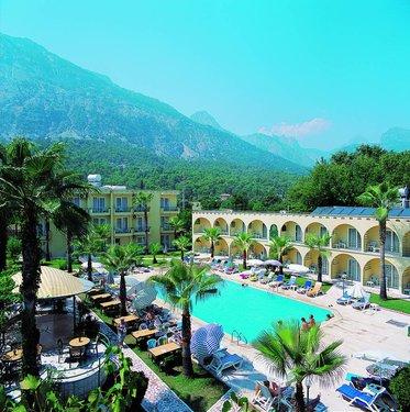 Тур в Golden Sun Hotel 3☆ Турция, Кемер