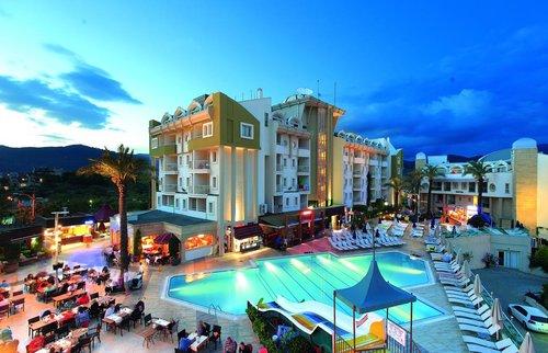 Тур в Grand Cettia Hotel 4☆ Турция, Мармарис