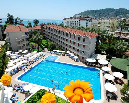 Тур в Panorama Hotel 4☆ Турция, Алания