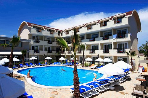Тур в Sun City Apartments & Hotel 4☆ Туреччина, Сіде