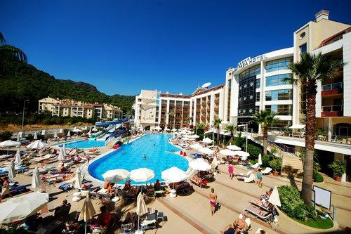 Тур в Grand Pasa Hotel 5☆ Турция, Мармарис