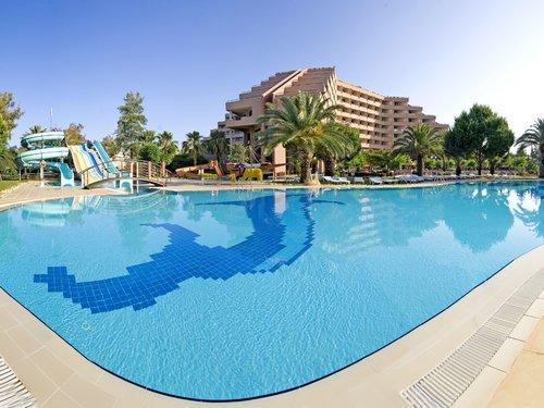 Тур в Aska Side Grand Prestige Hotel & Spa 5☆ Туреччина, Сіде