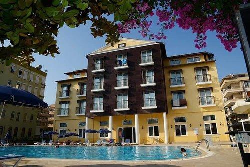 Тур в Sevki Bey Hotel 3☆ Турция, Алания