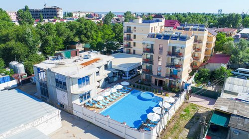 Тур в Гранд Море 4☆ Украина, Затока