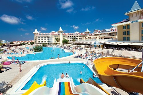 Тур в Side Star Resort 5☆ Туреччина, Сіде