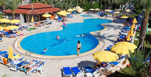 Тур в Sunlight Garden Hotel 3☆ Турция, Сиде