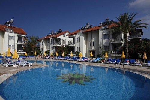 Тур в Sunlight Garden Hotel 3☆ Туреччина, Сіде
