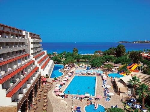 Горящий тур в Batihan Beach Resort  & Spa 4☆ Турция, Кушадасы