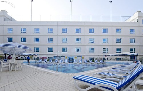 Тур в Al Bustan Centre & Residence 3☆ ОАЕ, Дубай