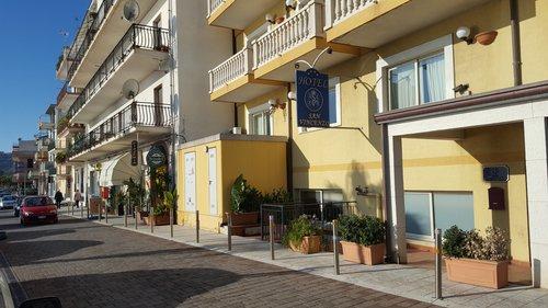 Тур в San Vincenzo Hotel 4☆ Италия, о. Сицилия