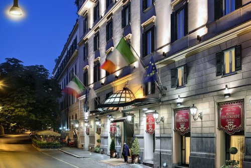 Тур в Splendide Royal Hotel 5☆ Италия, Рим