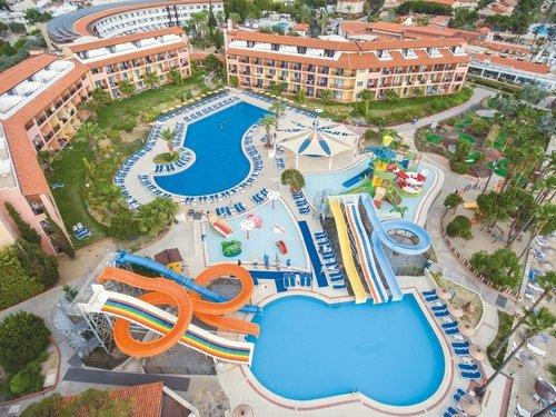 Тур в Ephesia Holiday Beach Club 5+☆ Турция, Кушадасы