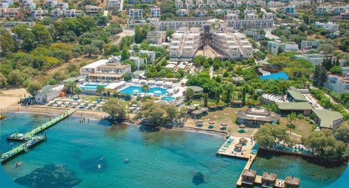 Тур в Golden Age Bodrum Hotel 4☆ Турция, Бодрум